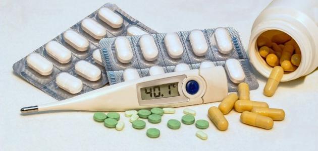 أدوية خافضة للحرارة للكبار