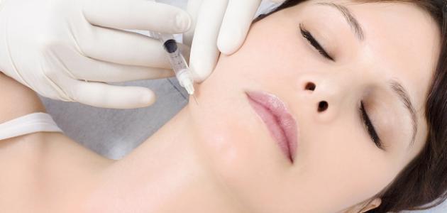 آثار حقن البلازما في الوجه