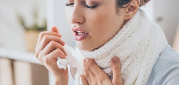 التهاب اللوزتين وخروج دم - إستشاري