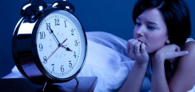أفضل علاج للأرق وعدم النوم