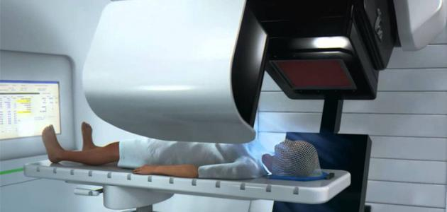 العلاج الاشعاعي بعد الكيماوي