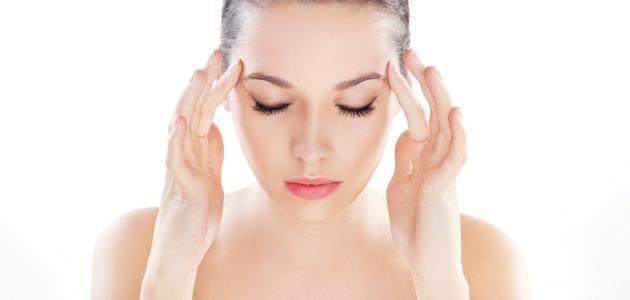 علاج صداع الرأس بالأعشاب