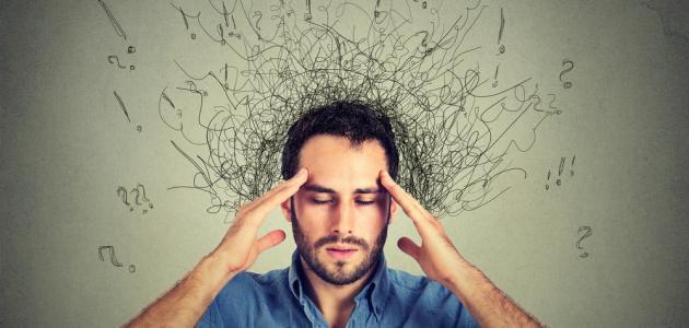 صداع القلق والتوتر