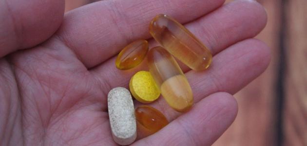أنواع فيتامين ب
