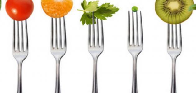 الأطعمة الخالية من الدهون