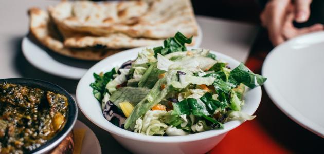 بحث عن الغذاء والتغذية