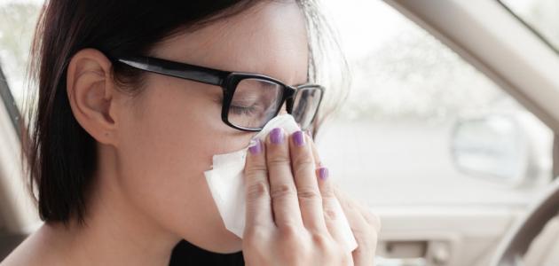ماهو علاج حساسية الأنف
