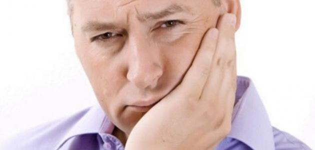 ألم في سقف الفم