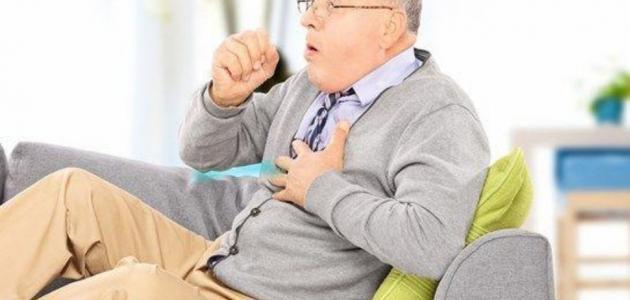 ألم عضلات القفص الصدري