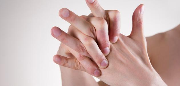 فطريات الأصابع