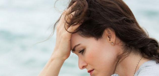 اعراض اتساع المهبل