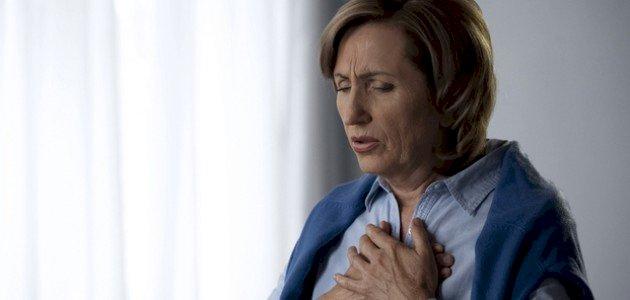 التهاب المرئ وضيق التنفس