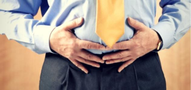 اعراض ديدان البطن