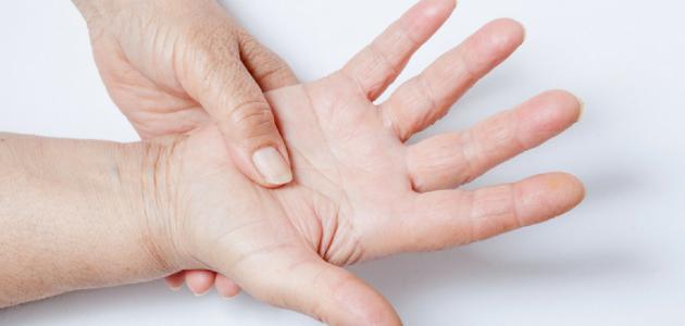علاج وخز اليدين