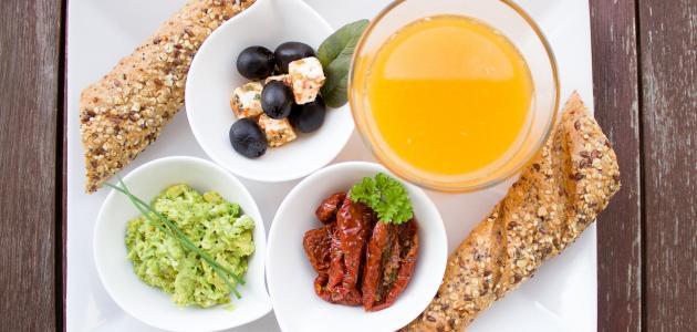 دور التغذية في بناء الجسم