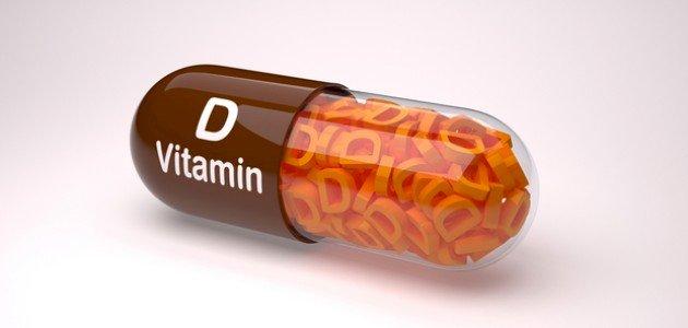 جرعة فيتامين د