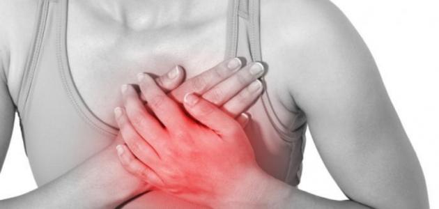 اعراض مرض الثدي