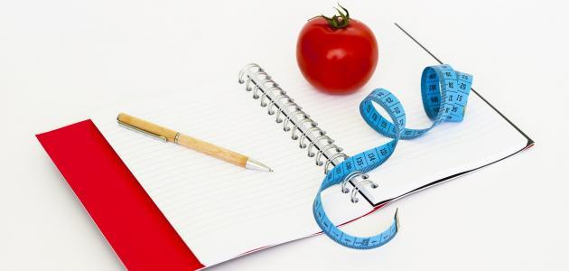 رجيم يساعد على زيادة الوزن