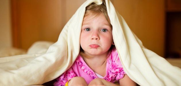 علاج سلس البول عند الاطفال