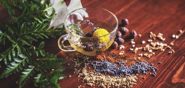 علاج الذبحة الصدرية بالاعشاب