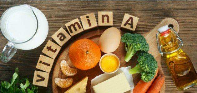 خطر فيتامين أ على الحامل