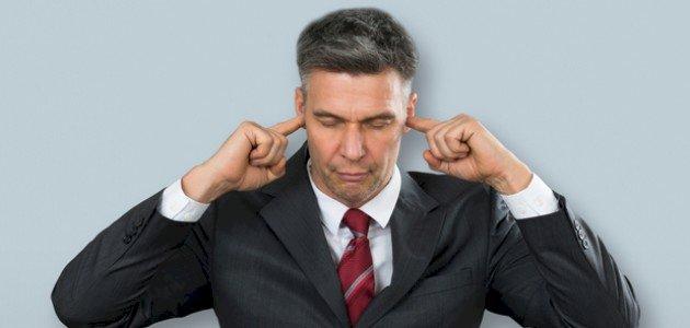 التخلص من ضغط الاذن