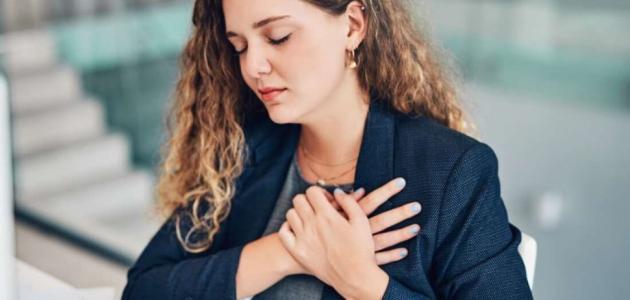 القولون العصبي وتسارع ضربات القلب