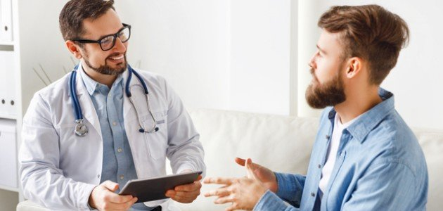 كم مدة علاج التهاب الخصية