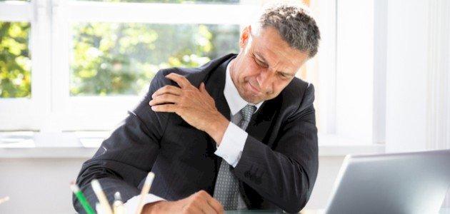 التهاب عصب الكتف