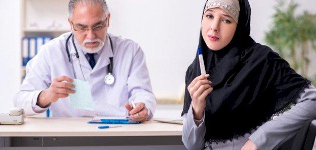 متى يظهر الحمل في تحليل الدم الرقمي