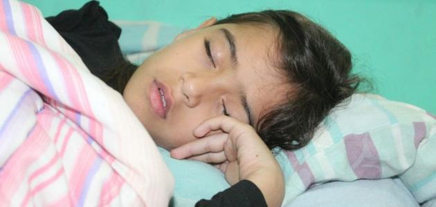 صعوبة التنفس عند النوم