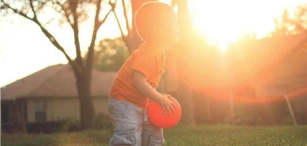 اعراض ضربة الشمس عند الأطفال