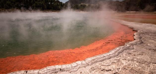 الماء الساخن للحامل
