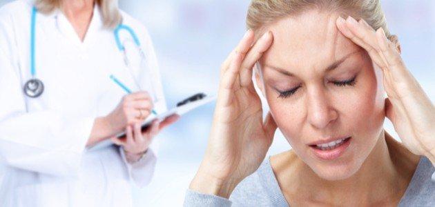 كيف اعرف صداع الضغط