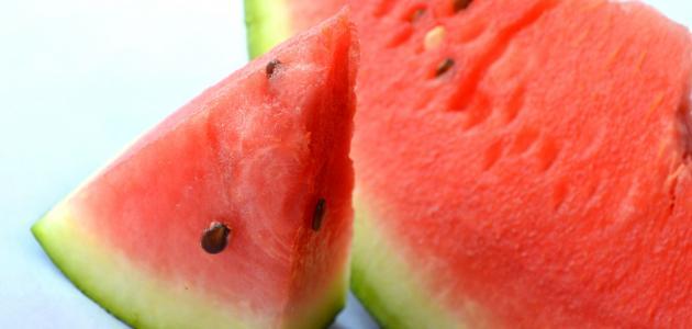 فوائد البطيخ الاحمر للجنس