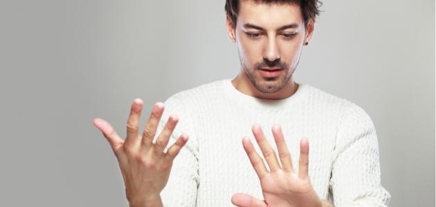 اعراض جلطة اليد