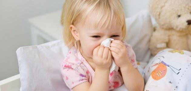 أدوية البرد للأطفال
