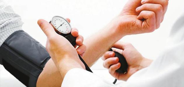 انخفاض الضغط الدموي