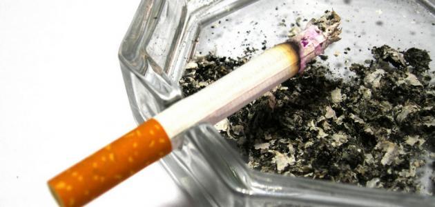 أسباب التدخين