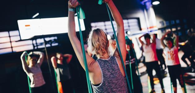 التخلص من آلام العضلات بعد التمرين