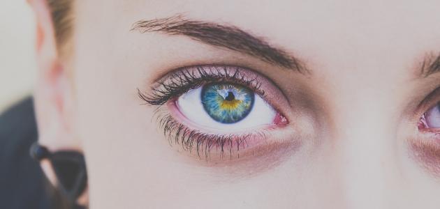ألم حول العين اليسرى