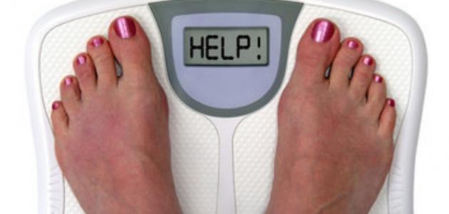 أسباب نقص الوزن