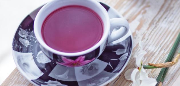 فوائد الشاي الأحمر