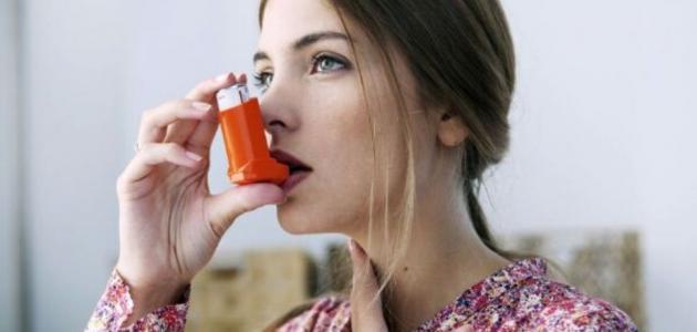 أفضل علاج للربو وضيق التنفس