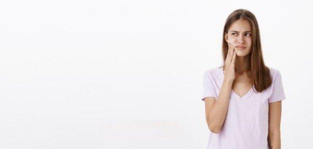 التهاب الخد من داخل الفم