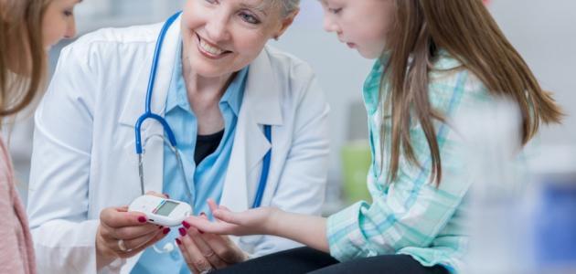 أعراض مرض السكري عند الأطفال