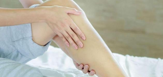 ألم عضلات الساقين