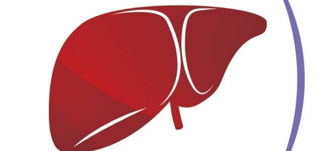 أعراض الكبد