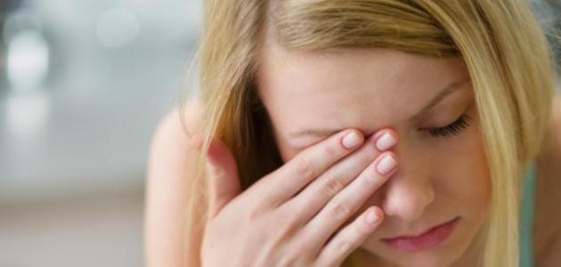 أعراض تكيسات المبايض
