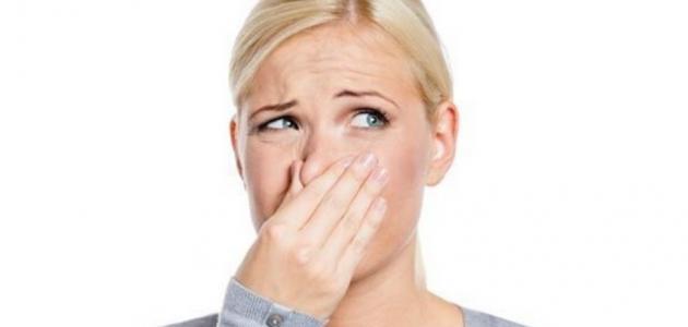 أمراض المعدة المسببه لرائحه الفم
